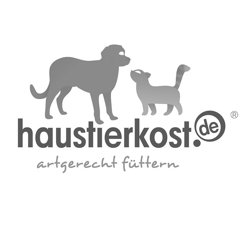 haustierkost.de Fleisch in Dosen Probe für Katzen