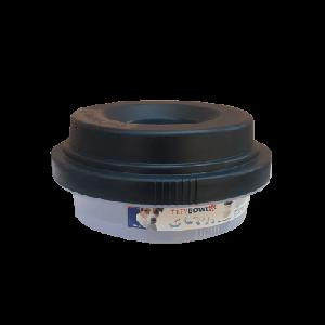 Tilty Bowl Trinknapf XL ca. 1,6l Anthrazitgrau, 1 Stück
