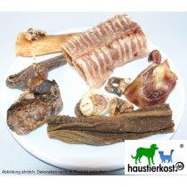 frisch fleisch für den hund