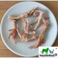 Hühnerfüße am Stück, 1kg