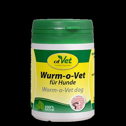 cdVet Wurm-o-Vet (Hund), 25g